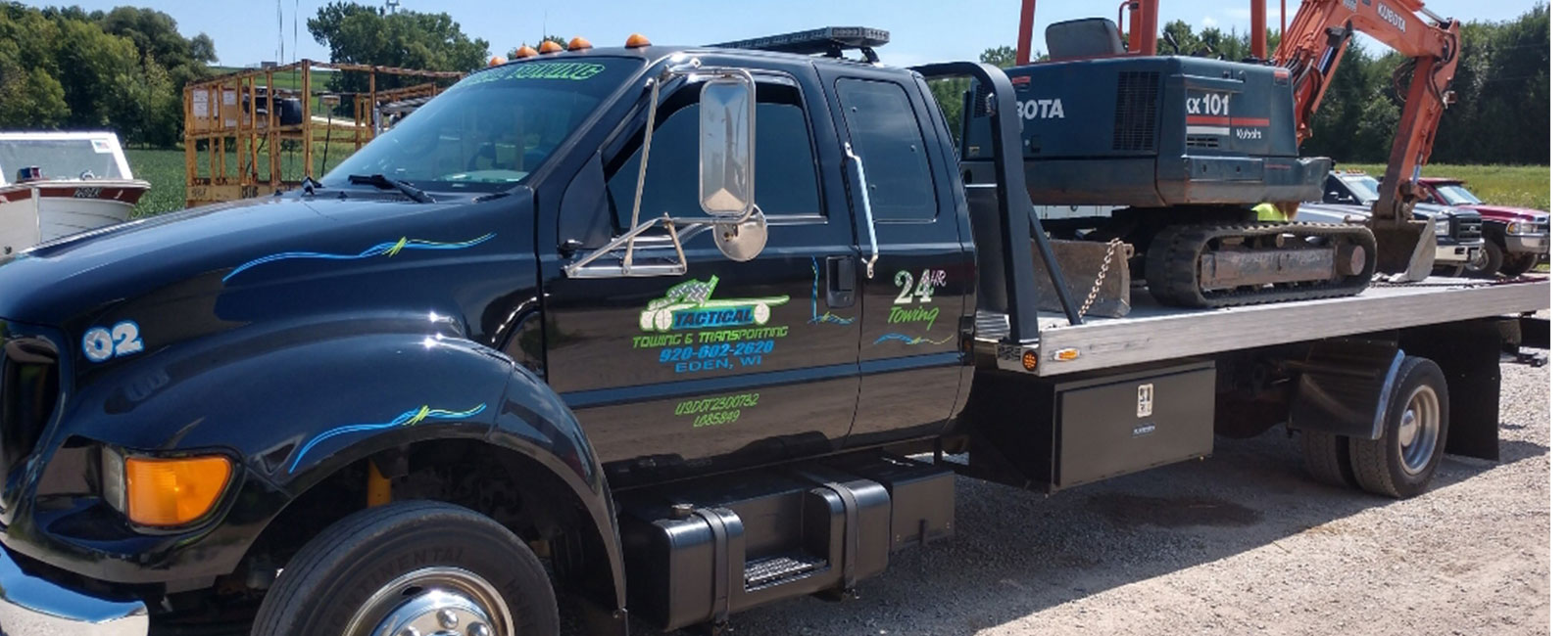 Tactical Towing & Recovery LLC